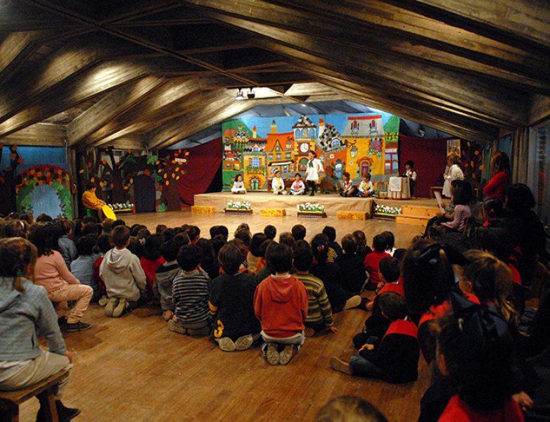 Sala Audiovisual – teatro