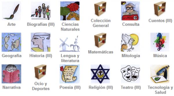 Organización Biblioteca 3