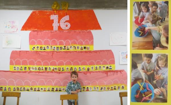 76 Aniversario del Colegio en Infantil