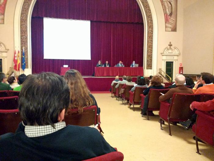 Presentación del Plan contra el acoso escolar (Comunidad de Madrid)