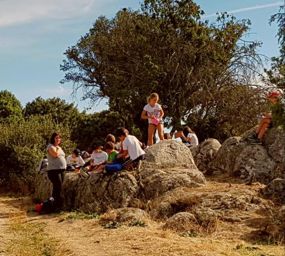 Clases VIII: La Cabilda en Hoyo de Manzanares y los encinares castellanos