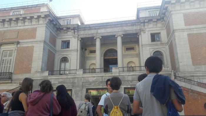 Clases 15: Visita al Museo del Prado