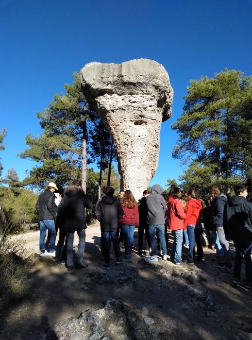 Clases 16: Visita a Cuenca