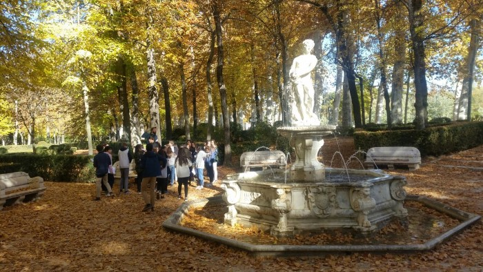 Clases 15: Aranjuez, arquitectura del siglo XVIII in situ