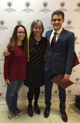 Bachillerato: Diplomas Selectividad UCM 2017