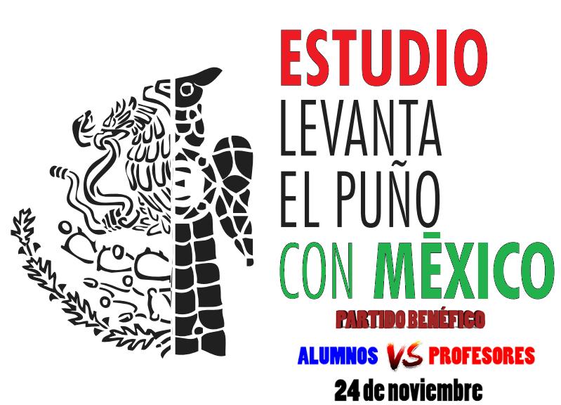 Partido benéfico por México