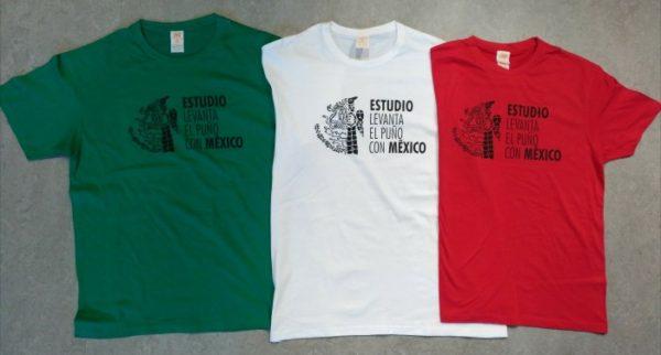 """Crónica del Partido. """"Estudio levanta el puño con México"""""""
