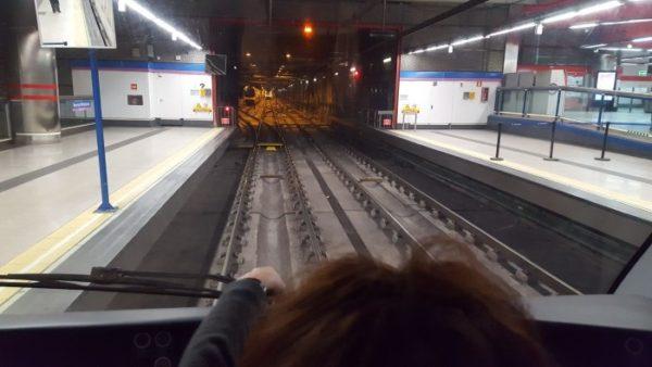 CLASES IX: Visita Metro de Madrid