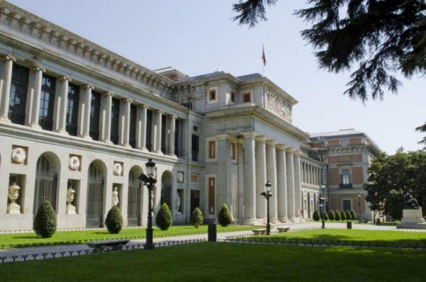 Clases 14: Visita al Museo del Prado.
