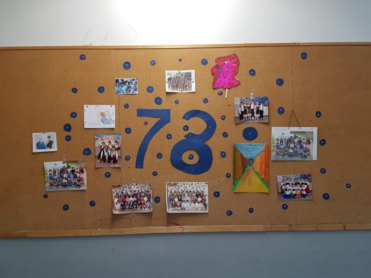 Aniversario del Colegio en la IIIª Sección