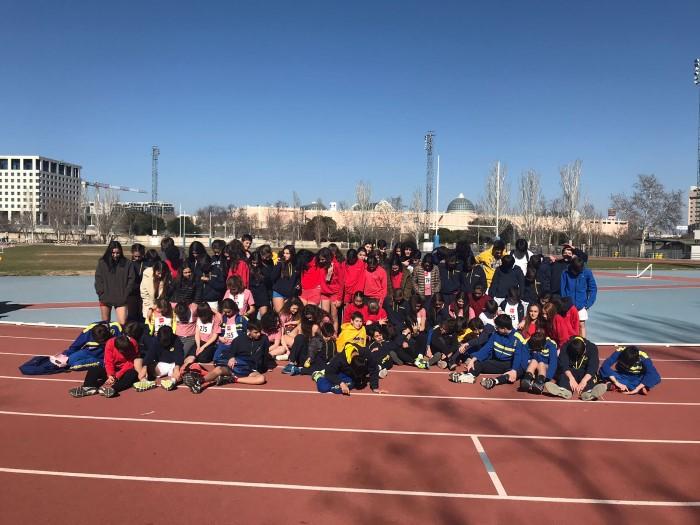 Clases 13, 14 y 15: Divirtiéndose con el Atletismo