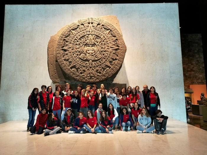 Intercambio México 2018