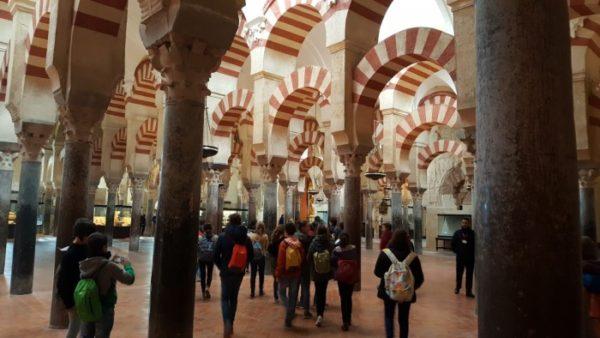 Las clases 13 en Córdoba: historia, literatura y naturaleza