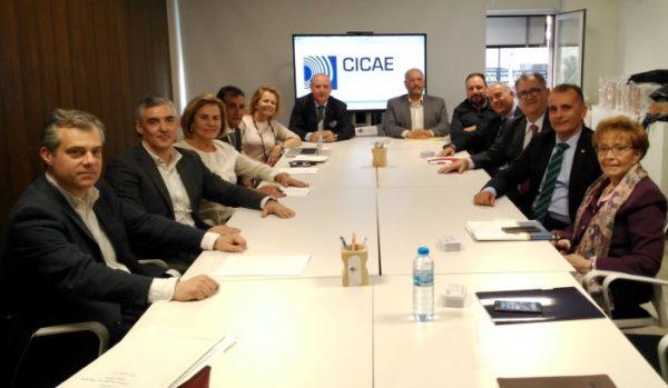"""""""Estudio"""" en la Junta Directiva de CICAE"""