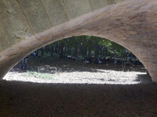 CLASES X: Talamanca de Jarama y su puente romano