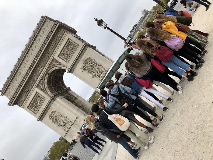 Intercambio París. Curso 2018-2019