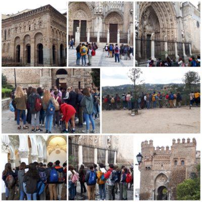 CLASES 14: Excursión a Toledo