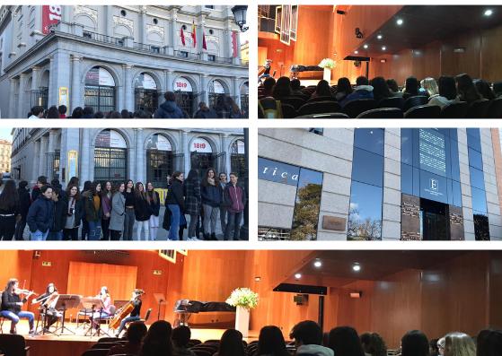 CLASES 15: Escuela Superior de Música Reina Sofía