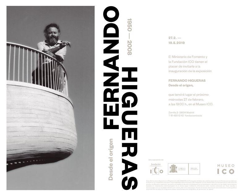 Desde el origen: Fernando Higueras