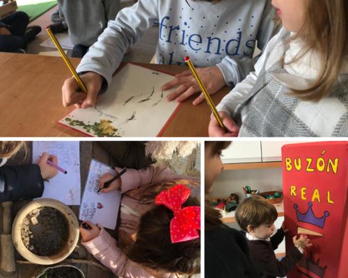 INFANTIL: Descubriendo el uso social de la escritura