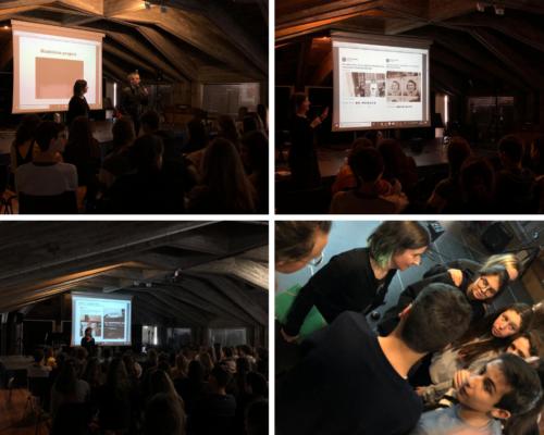 FRANCÉS: «Madeleine Project»