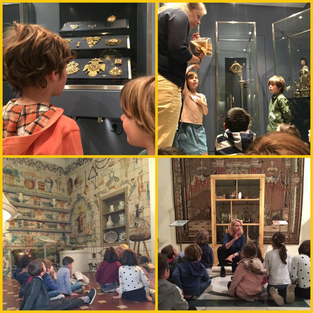 CLASES VI: Museo Nacional de Artes Decorativas