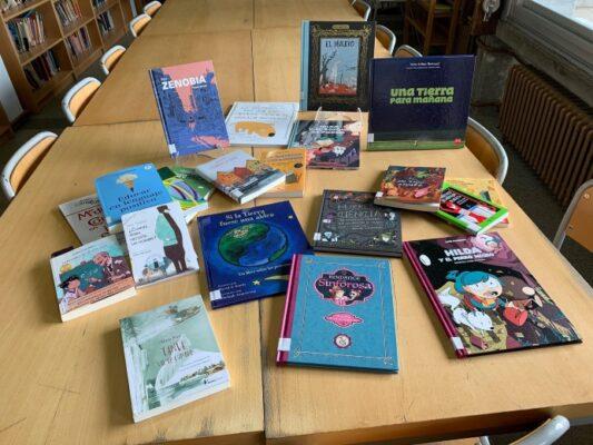 El Día del Libro en la Biblioteca de la III Sección