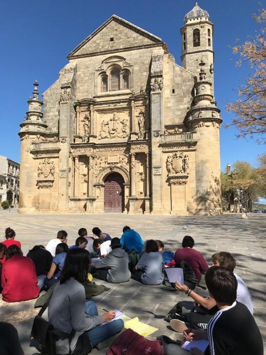 CLASES 14: Excursión a Jaén