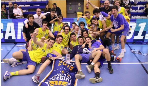 Campeones Copa Colegial 2019