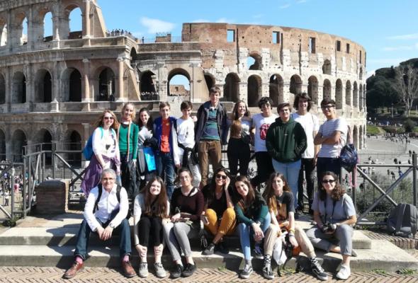 CLASES 16: ACADEMIA VIVARIUM NOVUM DE ROMA