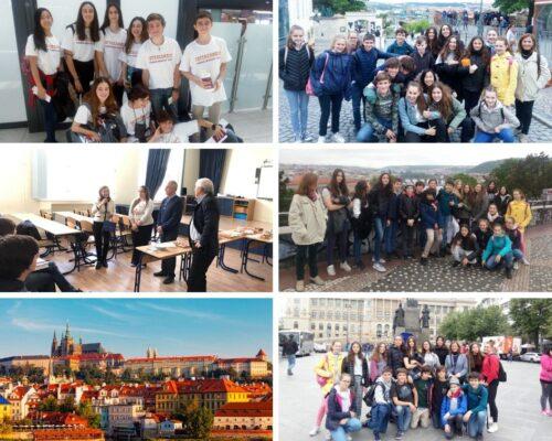 CLASE 14: Intercambio a Praga