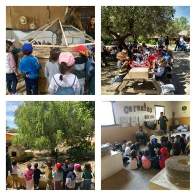 CLASE III: Granja Escuela «El Álamo»