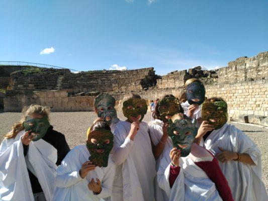 CLASES 13: Visita a Segóbriga