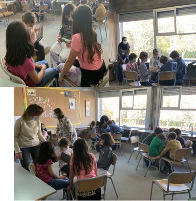 Encuentro literario:  Rayo el guepardo