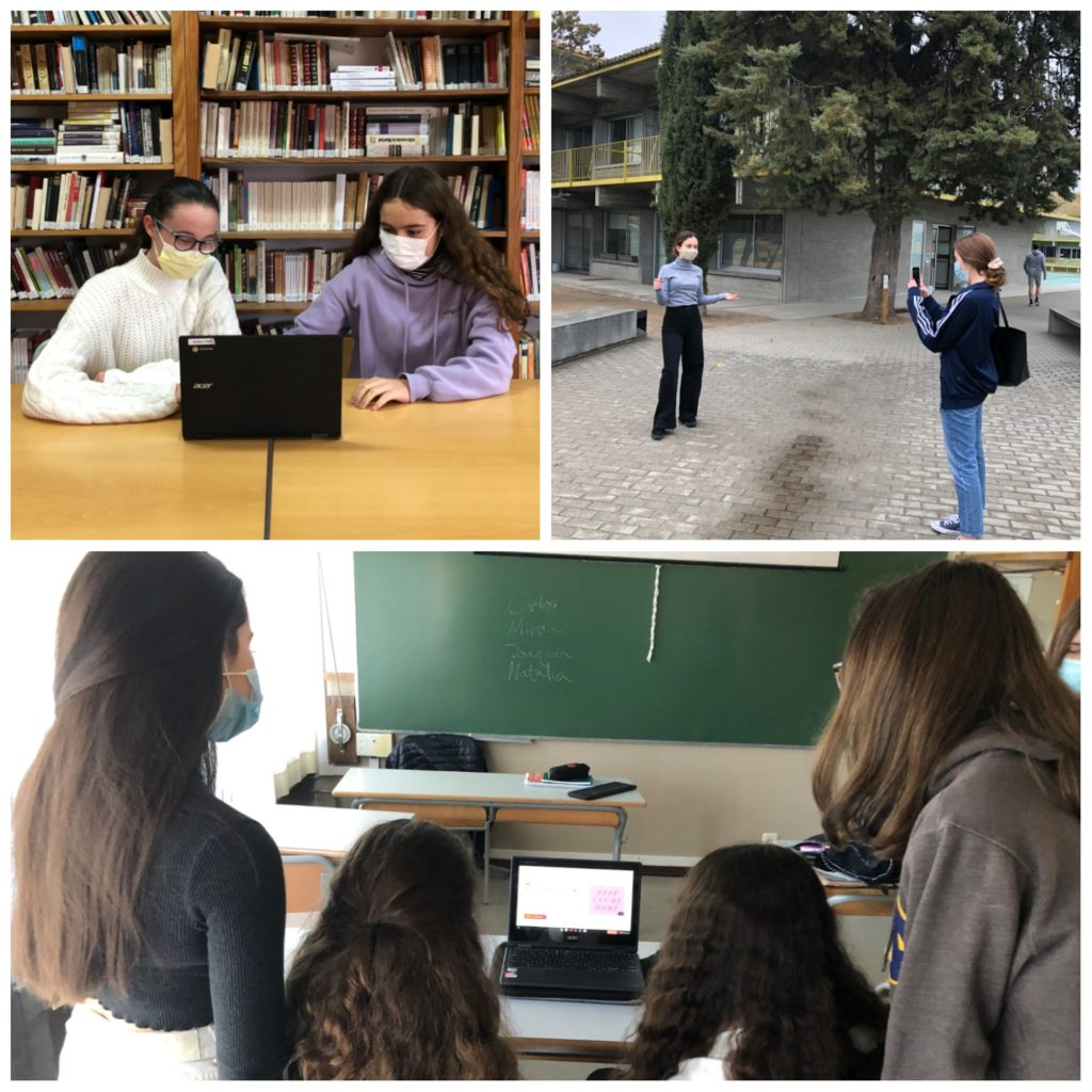 Intercambio Virtual: Tabor Academy (Massachusetts, EEUU)