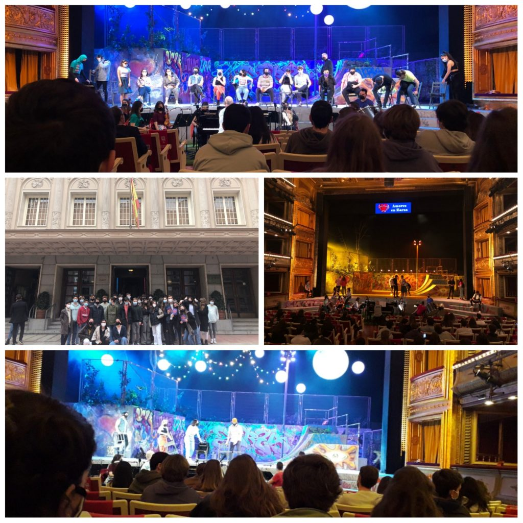 Música 16 y 17: Teatro de la Zarzuela