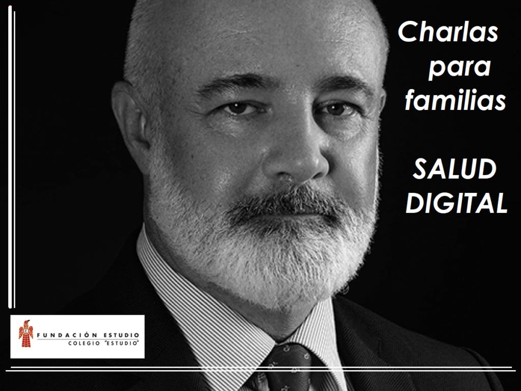 CHARLAS PARA FAMILIAS SOBRE SALUD DIGITAL