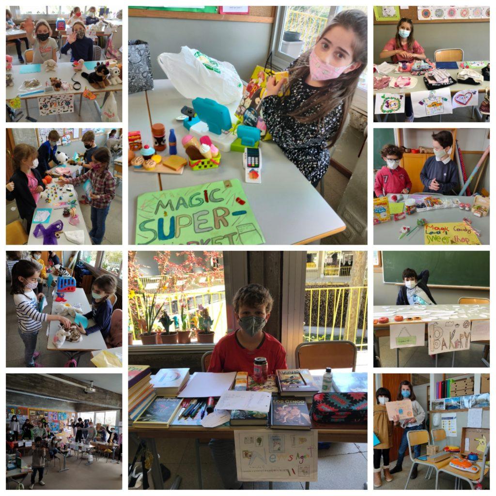 Clase VIII – Inglés : Market Day