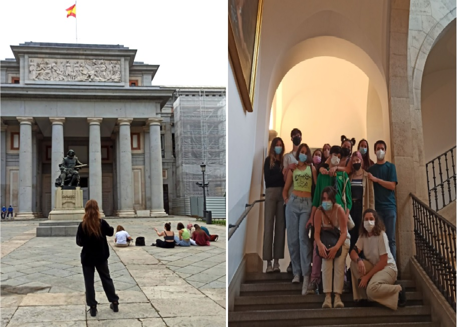 Clase 17: Visita al Museo del Prado