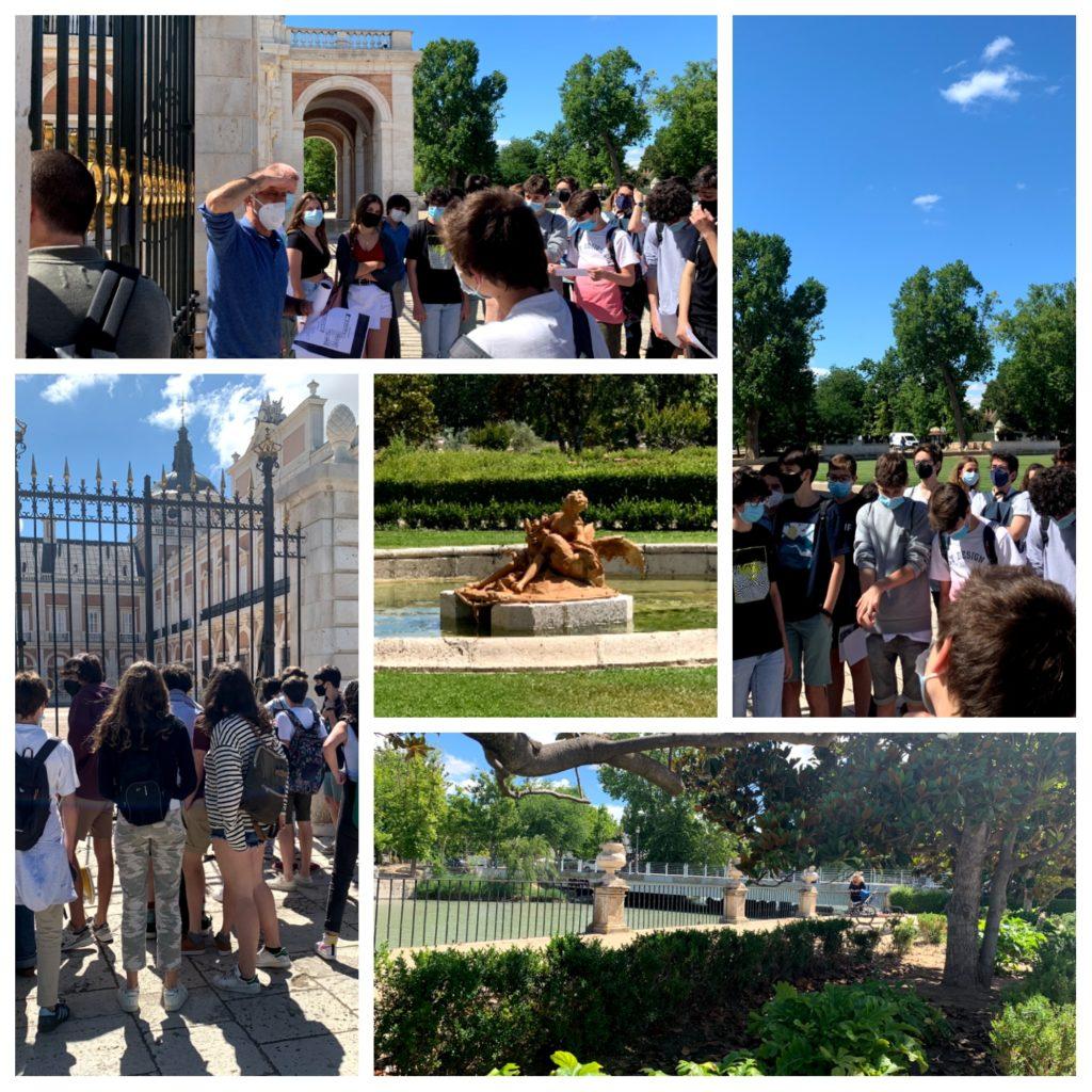 Clase 15: Aranjuez
